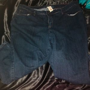 ❤️Faded Glory Skinny Jeans- Size 24W (EUC)